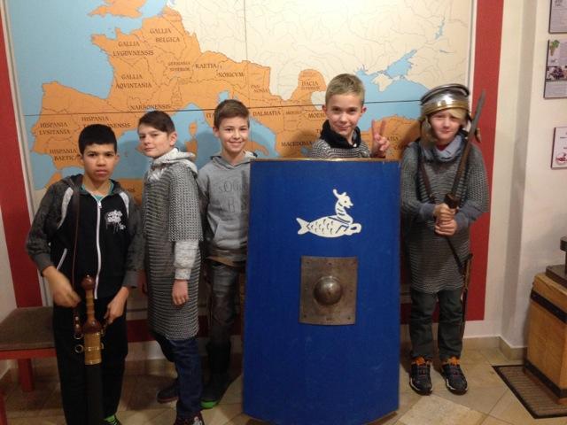 Besuch im Bedaium in Seebruck